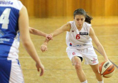 Košarkaški vikend u Gospinu polju